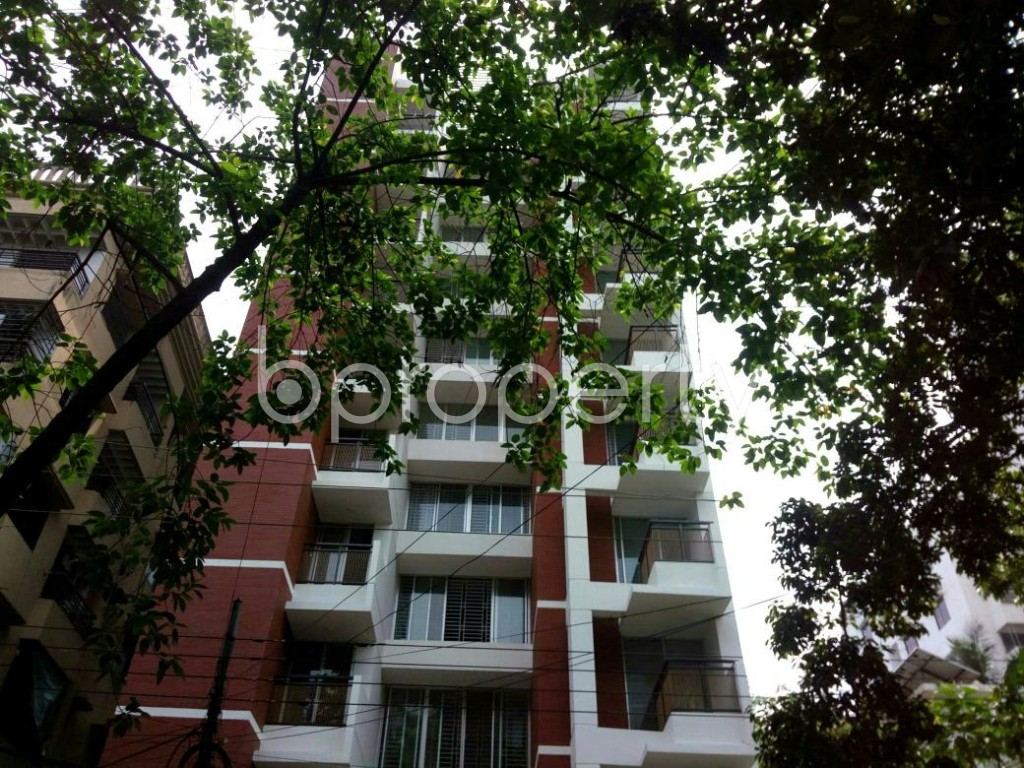 Front view - 3 Bed Apartment to Rent in Uttara, Dhaka - 1877649