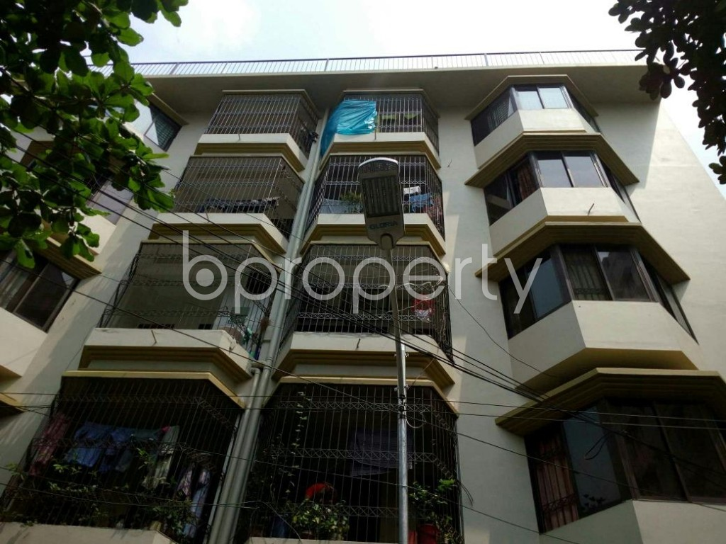 Front view - 3 Bed Apartment to Rent in Uttara, Dhaka - 1877651