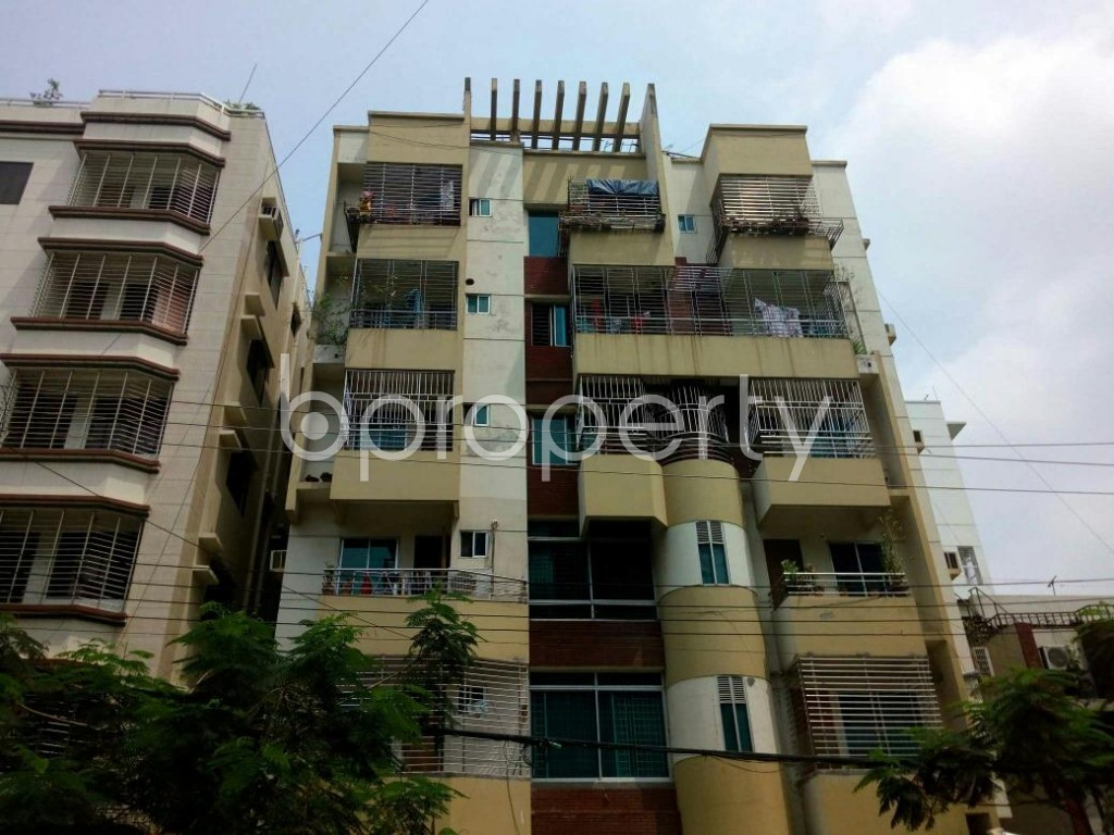 Front view - 2 Bed Apartment to Rent in Uttara, Dhaka - 1877653