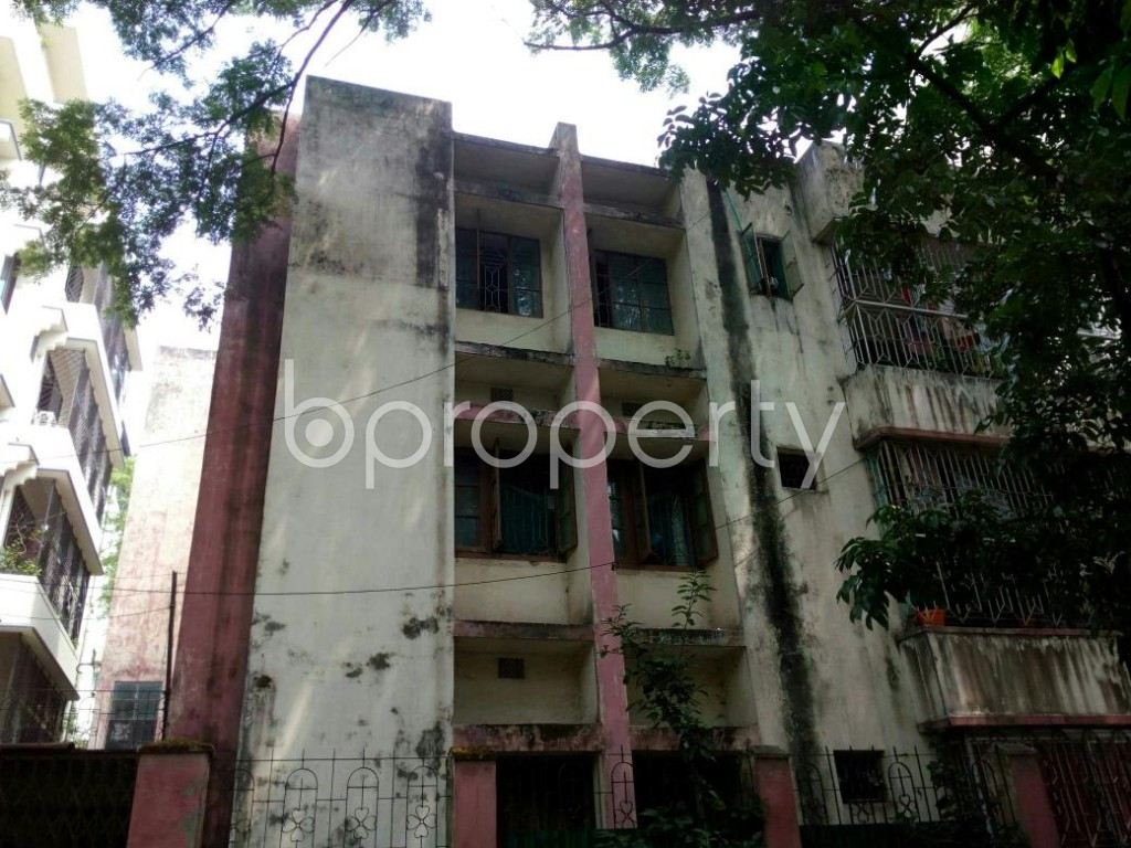 Front view - 3 Bed Apartment to Rent in Uttara, Dhaka - 1877654