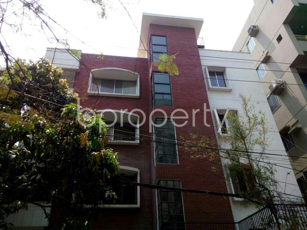 Front view - 4 Bed Apartment to Rent in Uttara, Dhaka - 1877656
