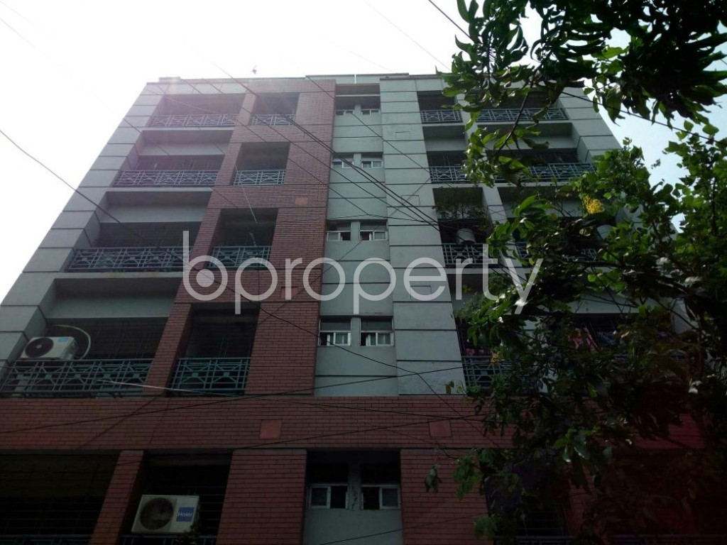 Front view - 3 Bed Apartment to Rent in Uttara, Dhaka - 1877658