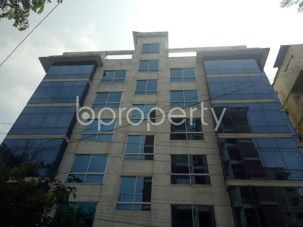 Front view - 3 Bed Apartment to Rent in Bashundhara R-A, Dhaka - 1877701