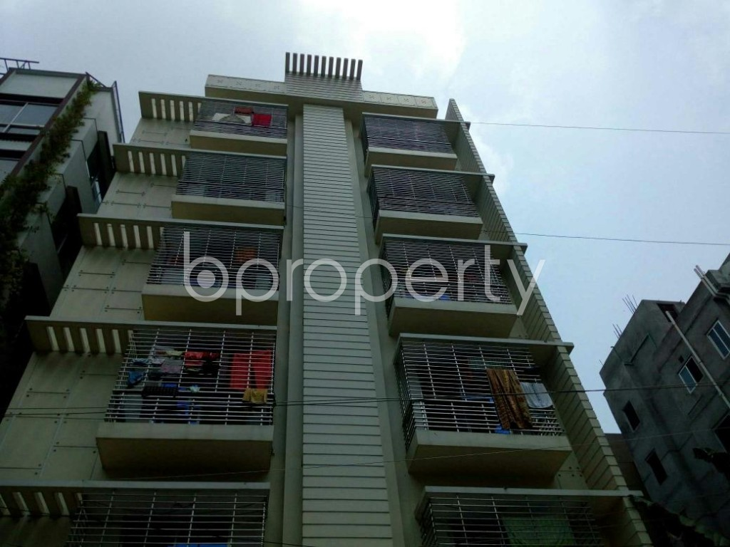 Front view - 2 Bed Apartment to Rent in Uttara, Dhaka - 1877726