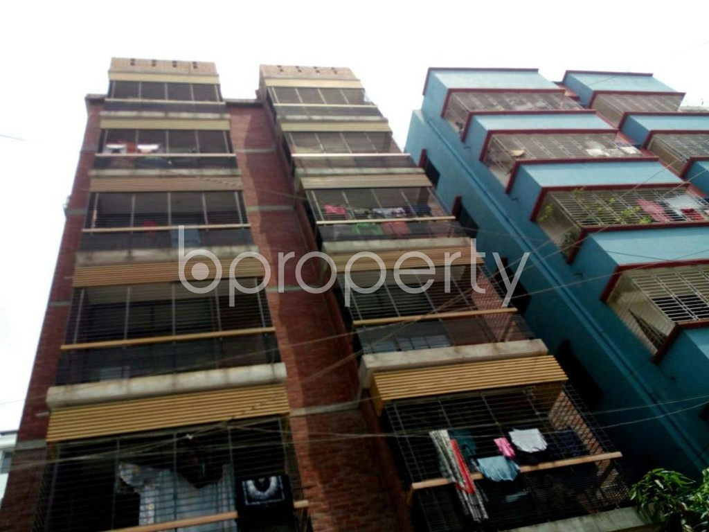 Front view - 3 Bed Apartment to Rent in Uttara, Dhaka - 1877732