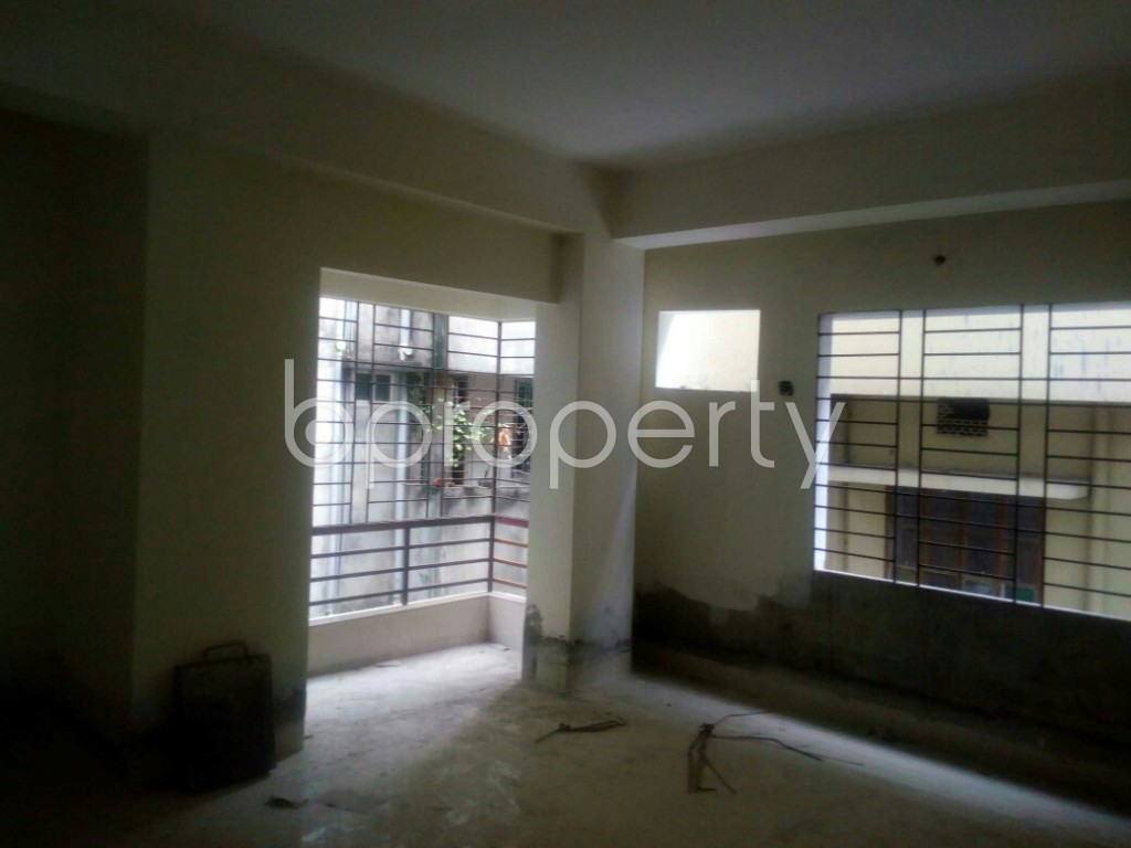 Bedroom - 3 Bed Apartment for Sale in Mohakhali, Dhaka - 1877837