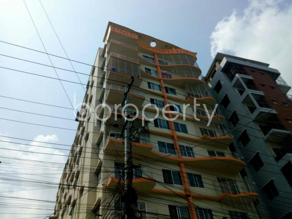 Front view - 3 Bed Apartment for Sale in East Nasirabad, Chattogram - 1877871