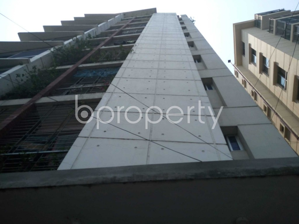 Front view - 4 Bed Apartment for Sale in Jamal Khan, Chattogram - 1877918
