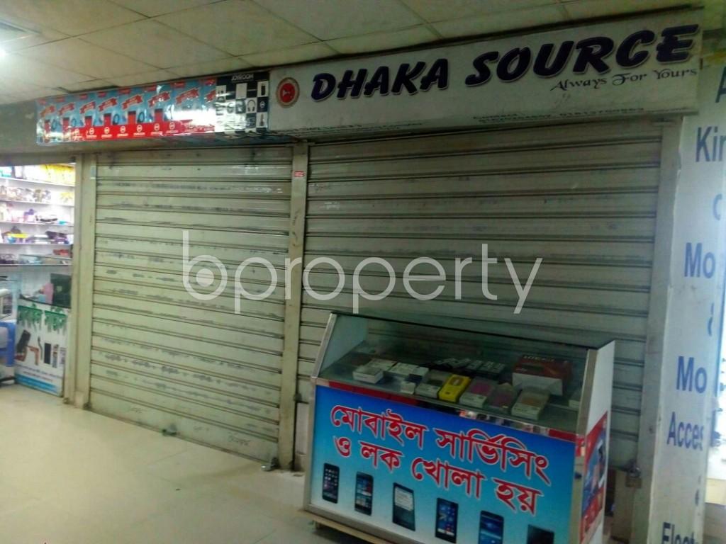 Commercial inside - Shop for Sale in Badda, Dhaka - 1878072