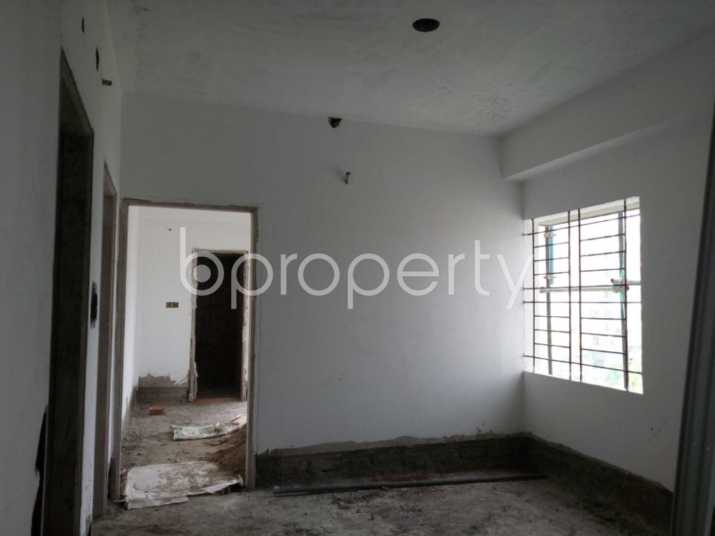 Dine/Dining - 3 Bed Apartment for Sale in Jamal Khan, Chattogram - 1878282