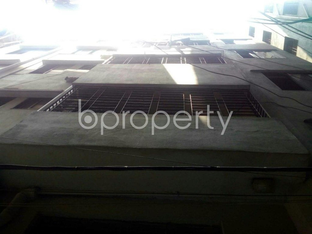 Front view - 1 Bed Apartment to Rent in Mohakhali, Dhaka - 1878366