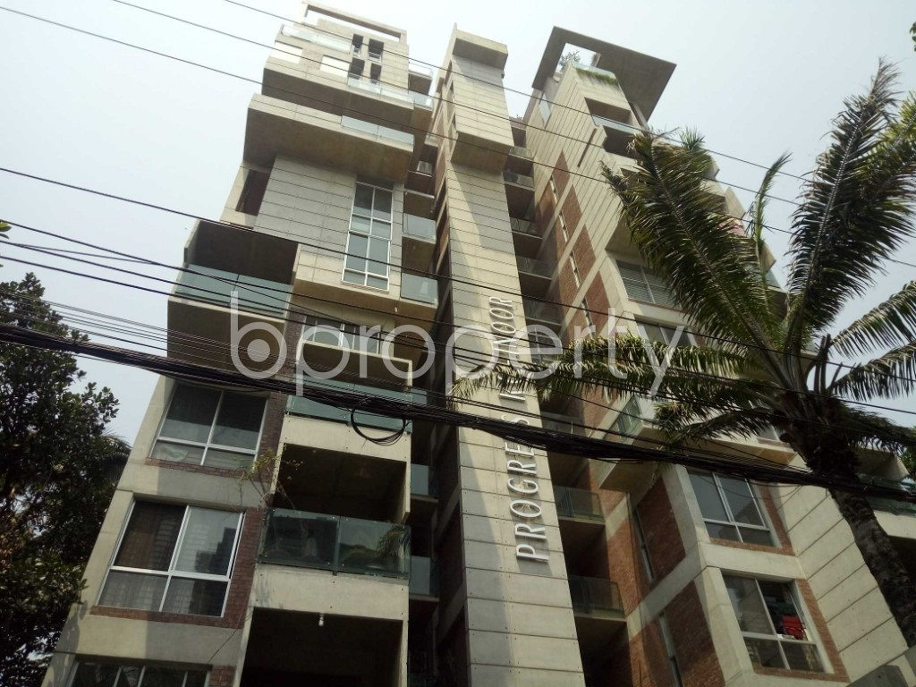 Outside view - 4 Bed Apartment for Sale in Gulshan, Dhaka - 1878373