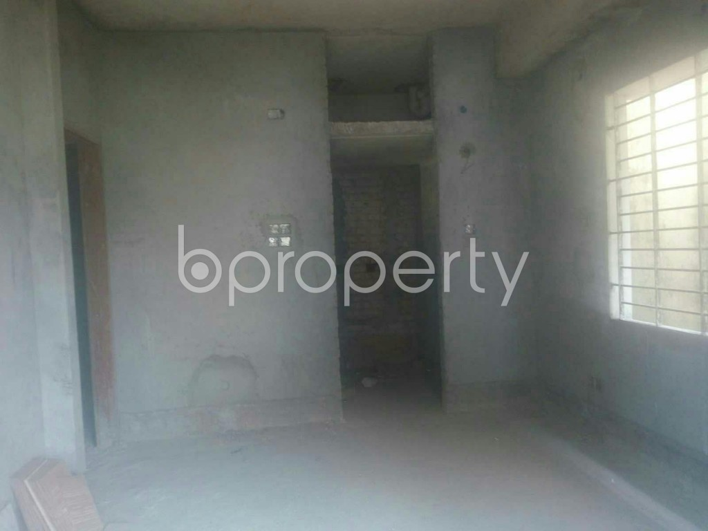 Bedroom - 3 Bed Apartment for Sale in Rampura, Dhaka - 1877280