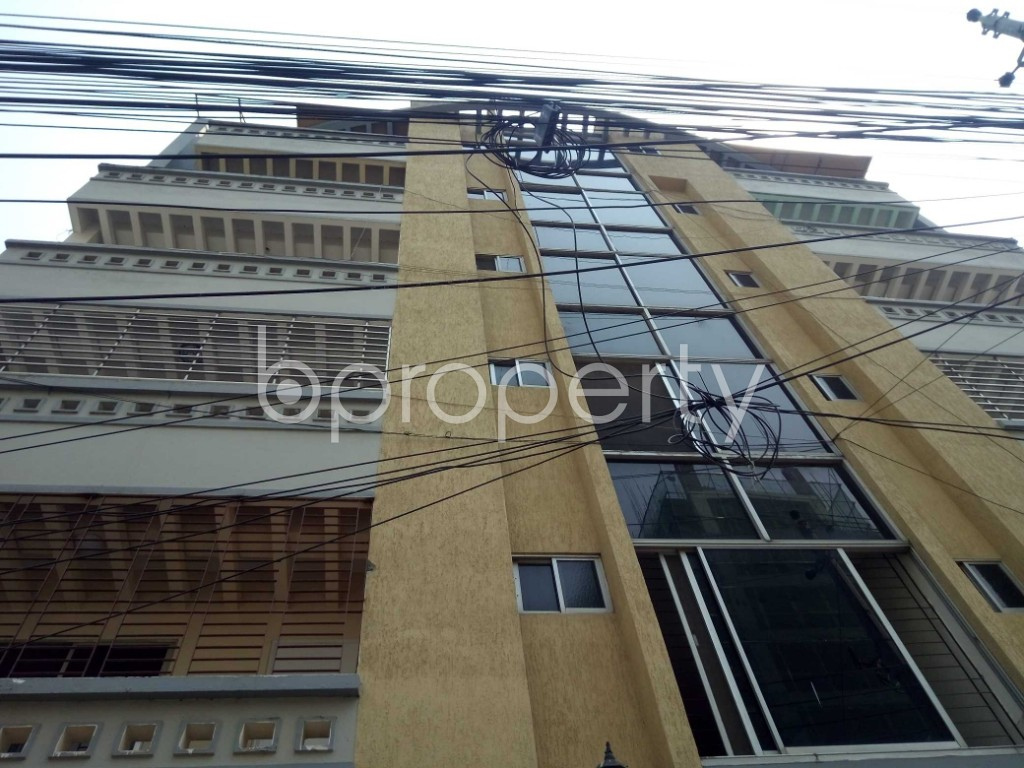 Front view - 3 Bed Apartment for Sale in Banani, Dhaka - 1878984
