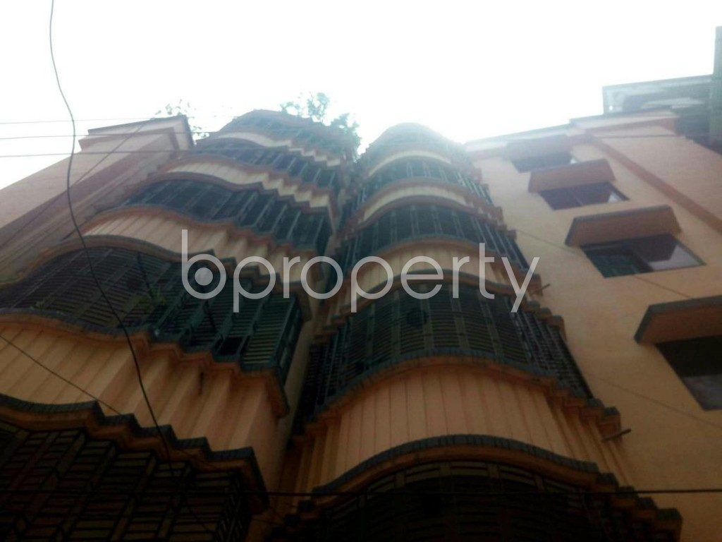 Front view - 2 Bed Apartment to Rent in Mohakhali, Dhaka - 1879284