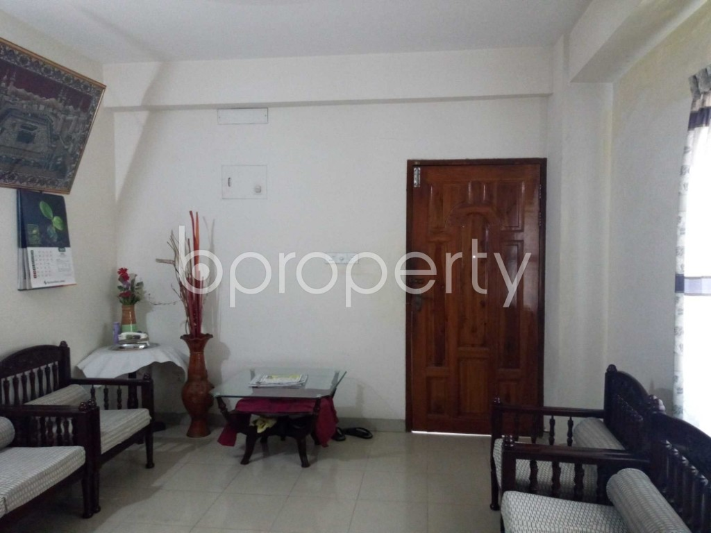 Dine/Dining - 3 Bed Apartment for Sale in North Shahjahanpur, Dhaka - 1879676