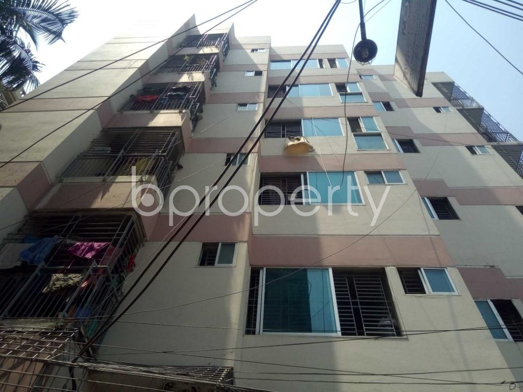 Front view - 4 Bed Apartment for Sale in 7 No. West Sholoshohor Ward, Chattogram - 1880001