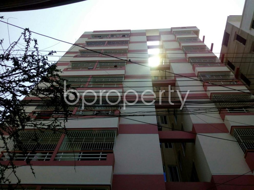 Front view - 3 Bed Apartment to Rent in Jhautola, Cumilla - 1880226