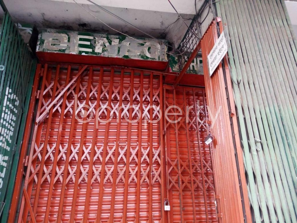 Front view - Shop to Rent in Kuril , Dhaka - 1877136