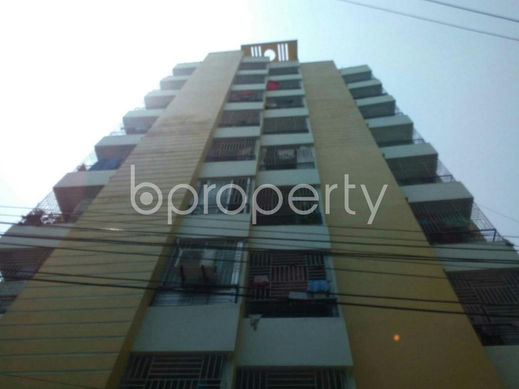 Front view - 3 Bed Apartment for Sale in Bagichagaon, Cumilla - 1881342