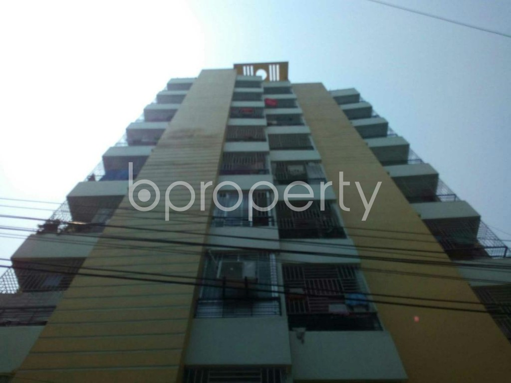 Front view - 3 Bed Apartment for Sale in Bagichagaon, Cumilla - 1881343
