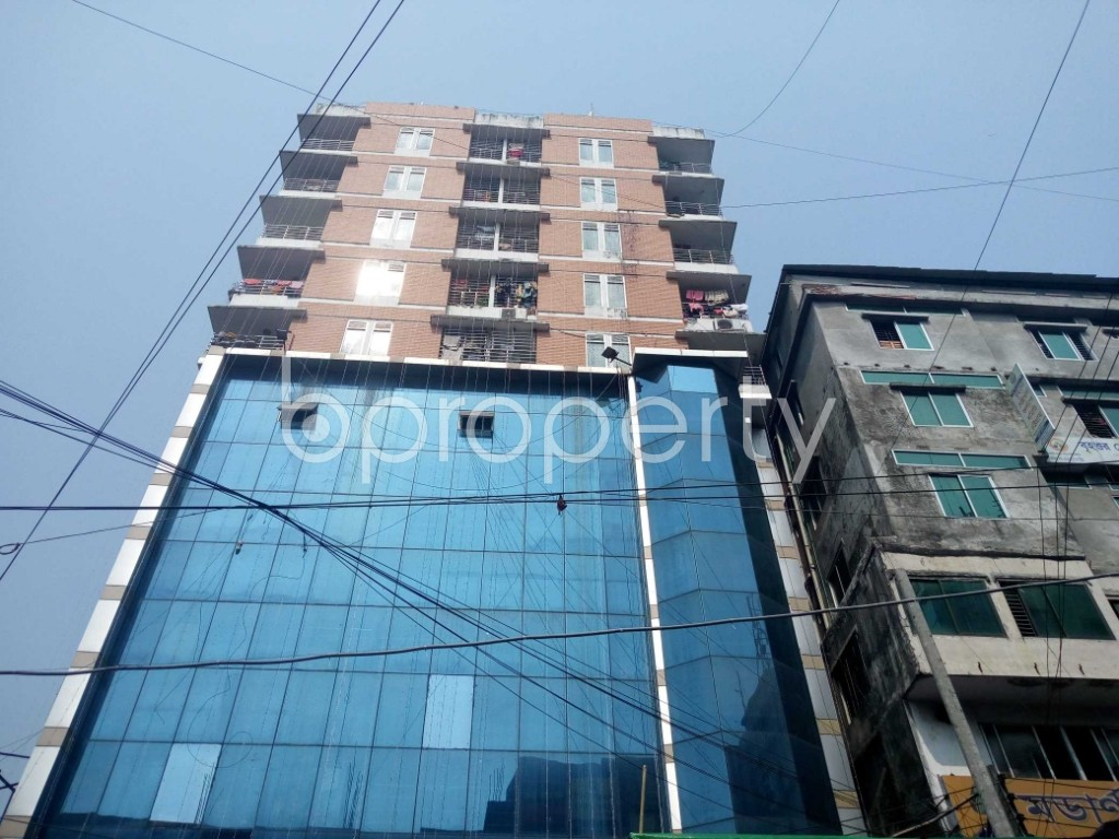 Front view - Shop for Sale in 32 No. Andarkilla Ward, Chattogram - 1881500