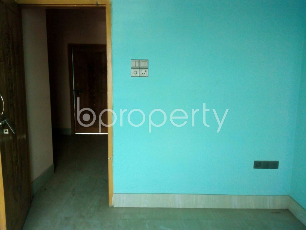 Bedroom - 2 Bed Apartment for Sale in Double Mooring, Chattogram - 1881656