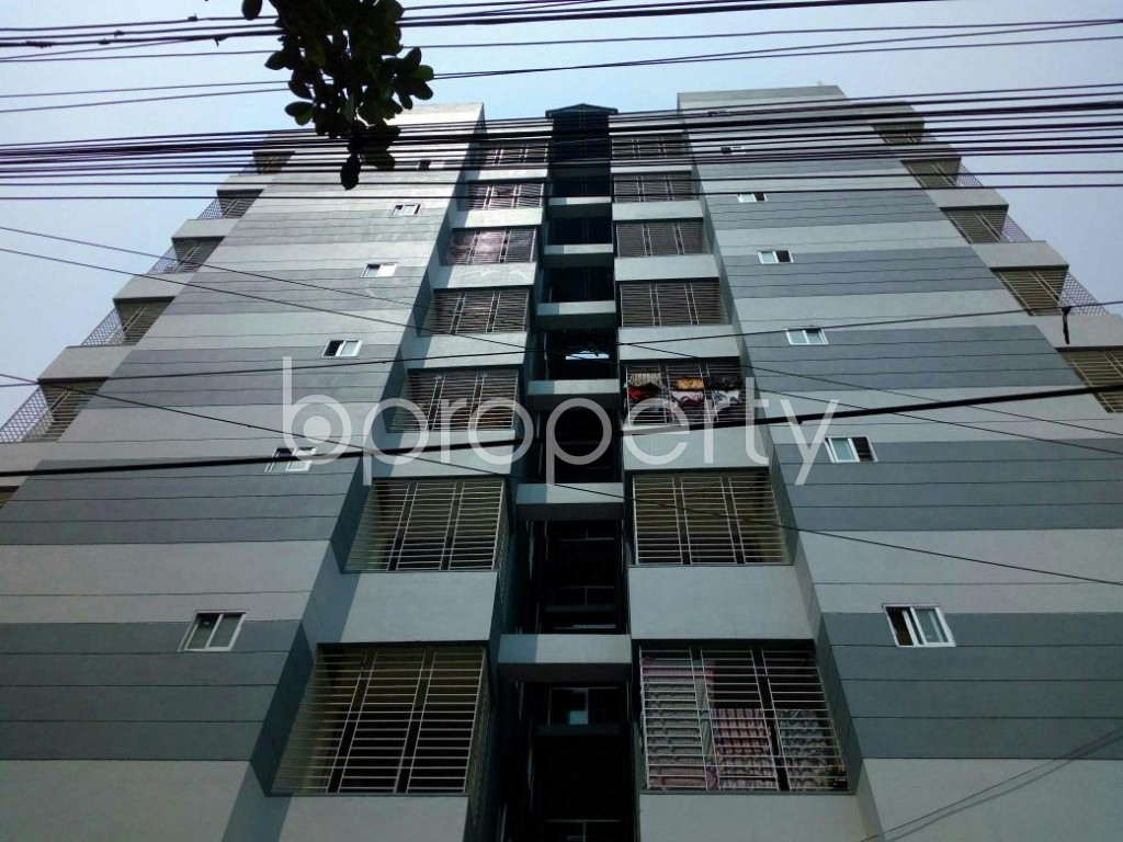 Front view - 3 Bed Apartment for Sale in Double Mooring, Chattogram - 1881657