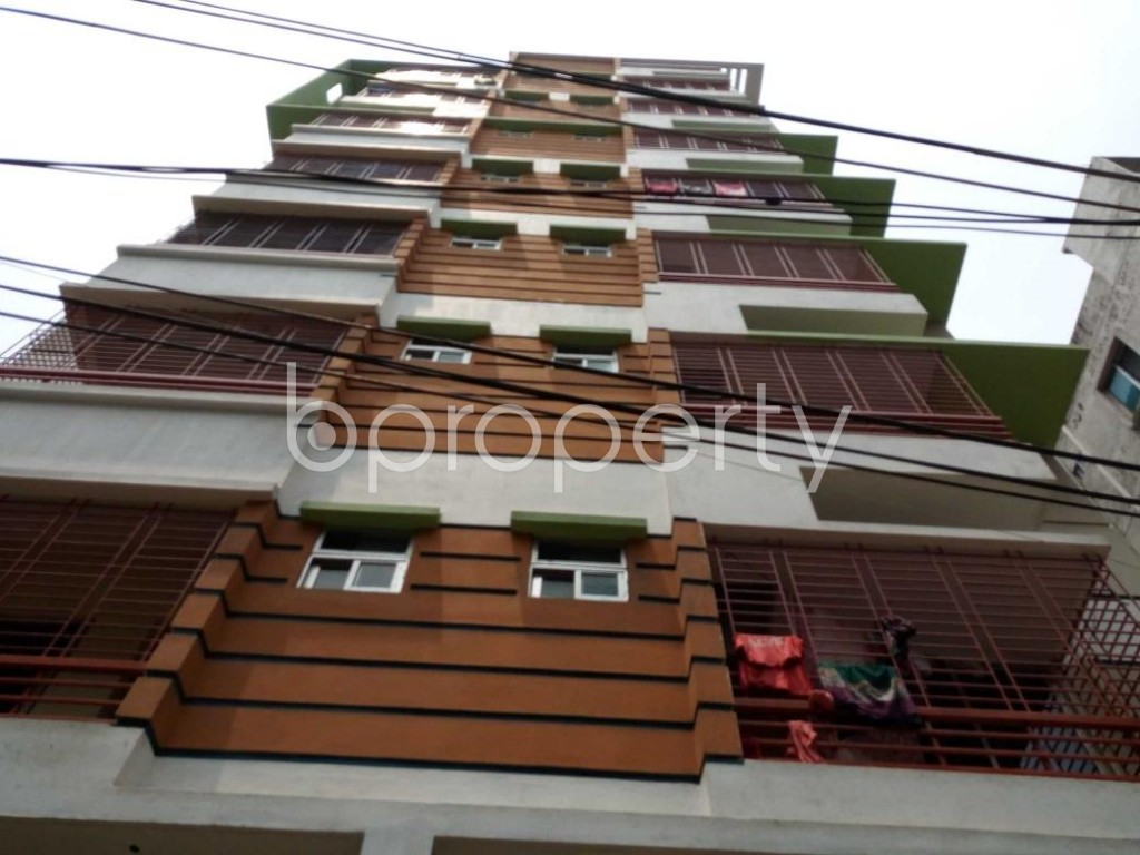 Front view - 2 Bed Apartment for Sale in Sutrapur, Dhaka - 1881883