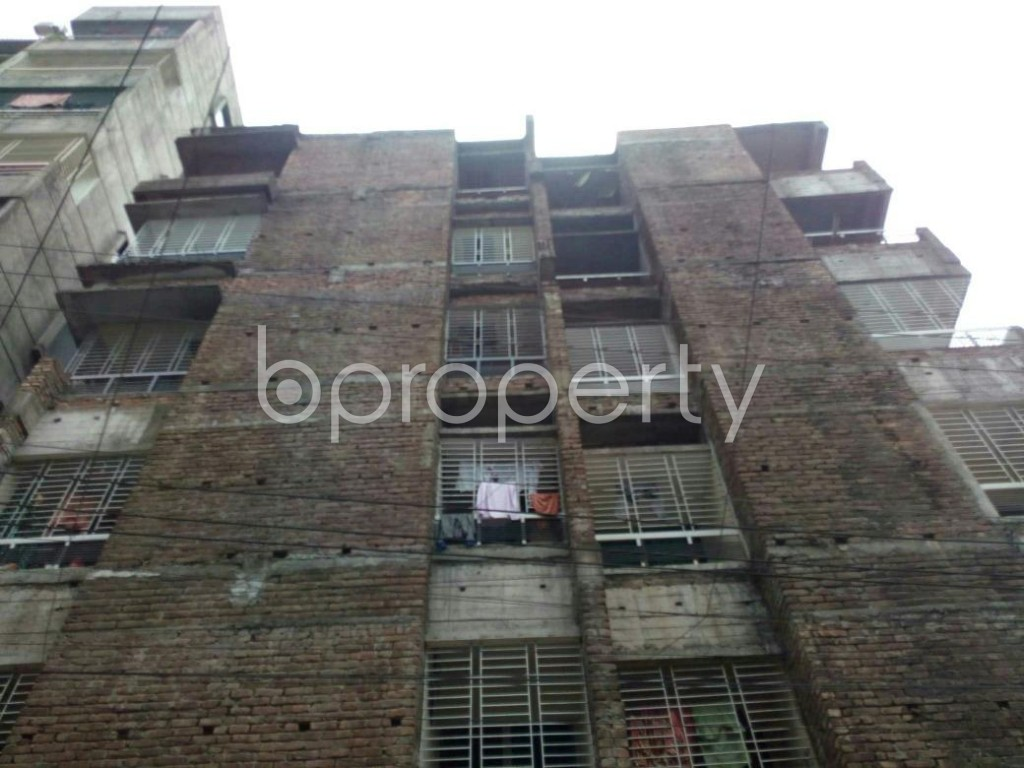 Front view - 2 Bed Apartment to Rent in Thakur Para, Cumilla - 1881906