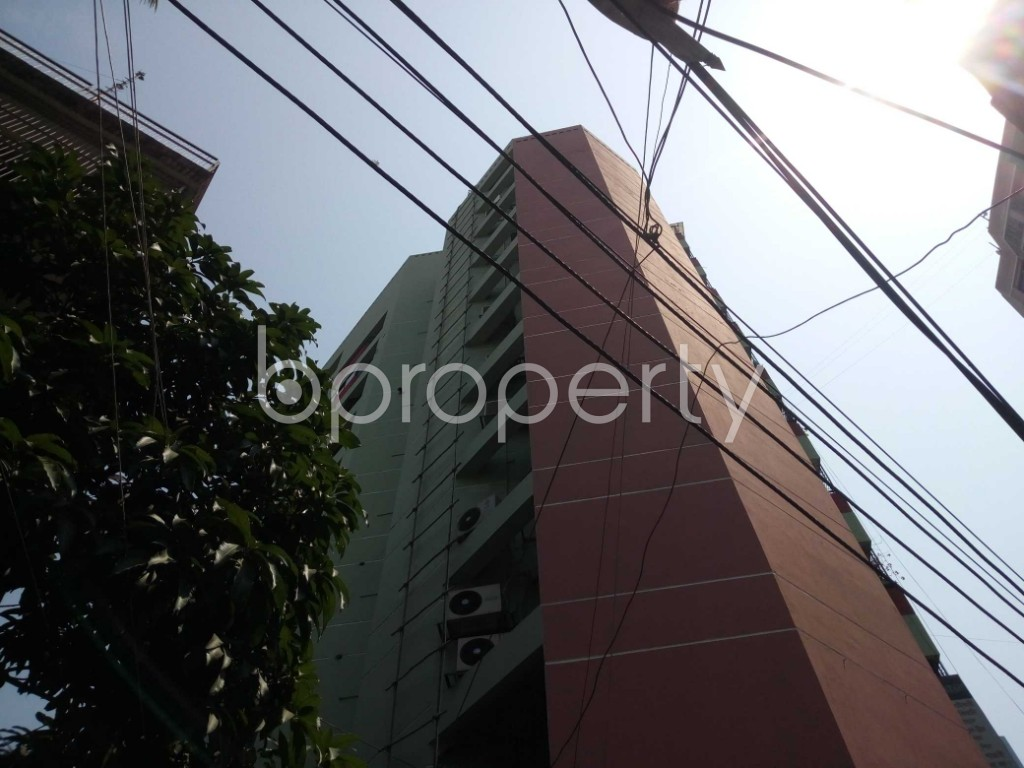 Outside view - Office for Sale in Shiddheswari, Dhaka - 1881943