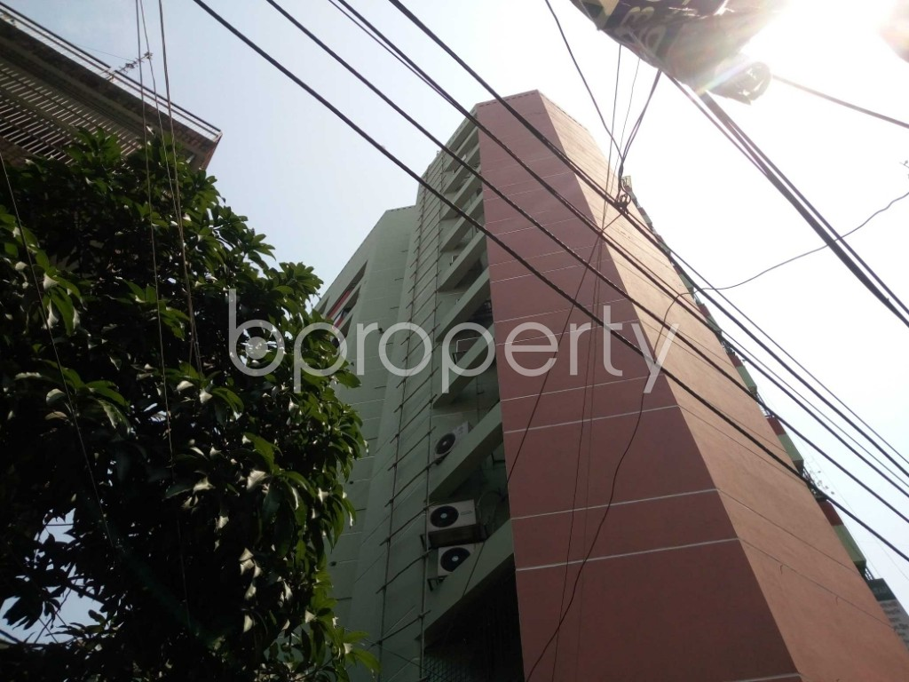 Outside view - Office for Sale in Shiddheswari, Dhaka - 1881944