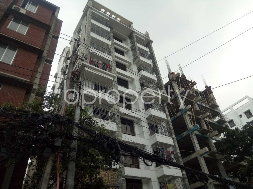 Outside view - 3 Bed Apartment for Sale in Uttara, Dhaka - 1881965