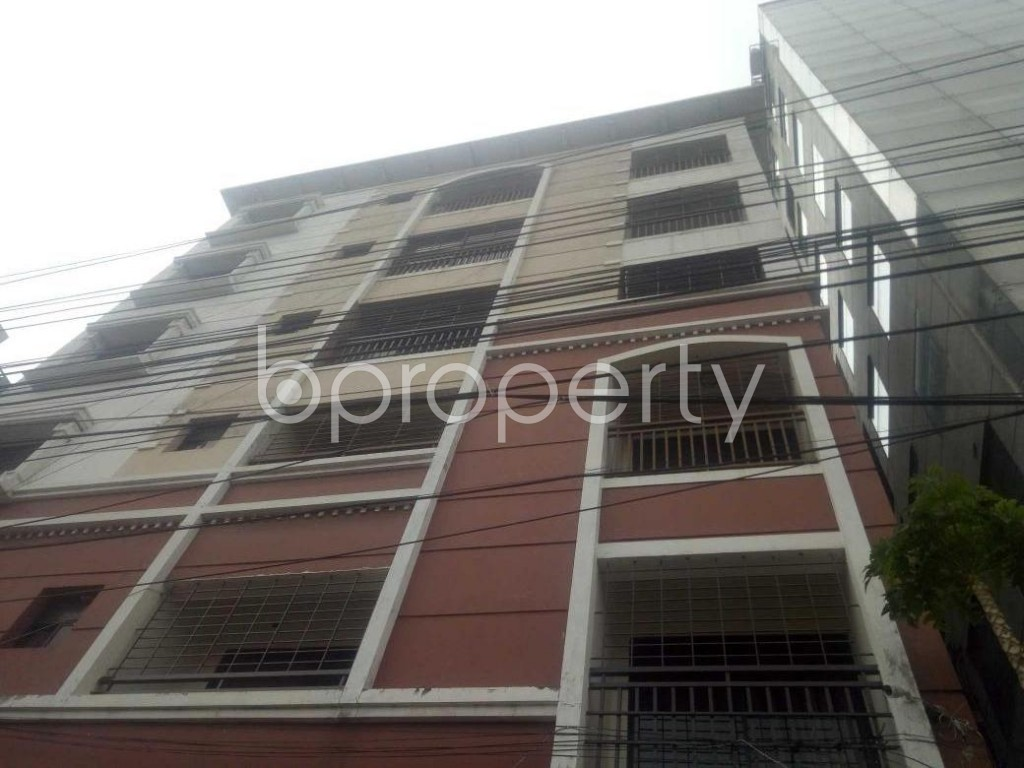 Front view - 3 Bed Apartment to Rent in Baridhara, Dhaka - 1882042