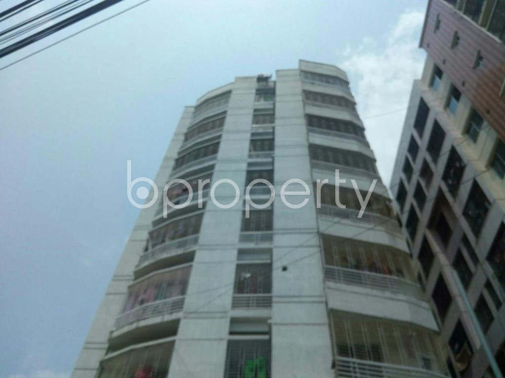 Front view - 1 Bed Apartment to Rent in Kandirpar, Cumilla - 1882350