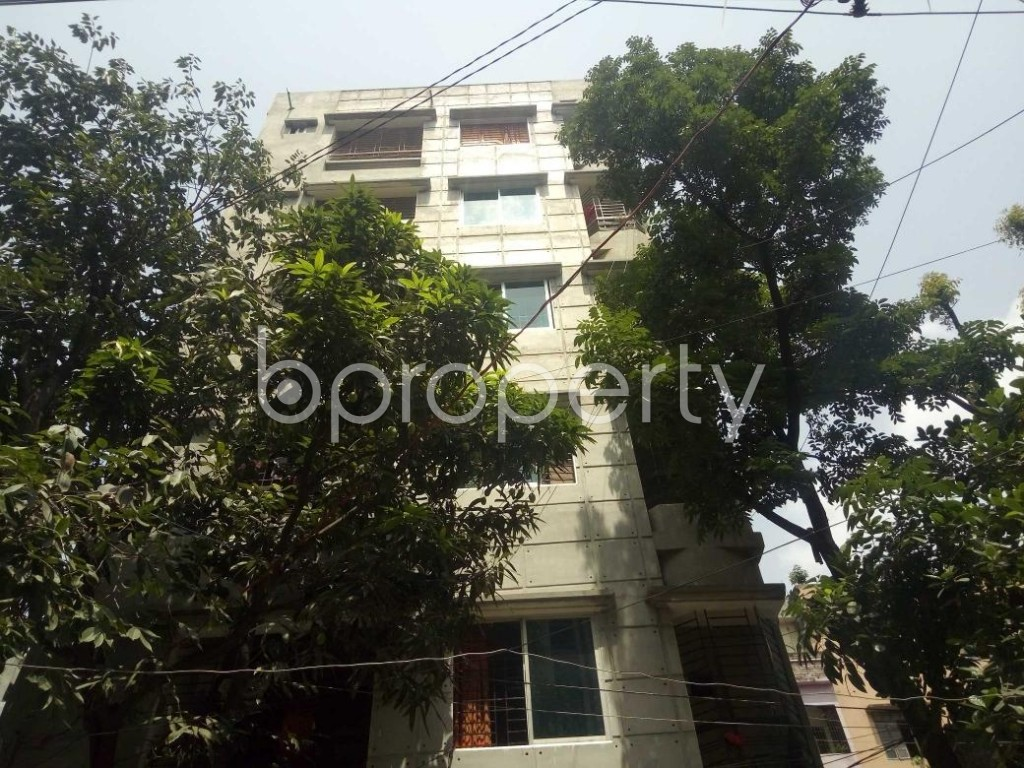 Front view - 2 Bed Apartment to Rent in Lalmatia, Dhaka - 1882445