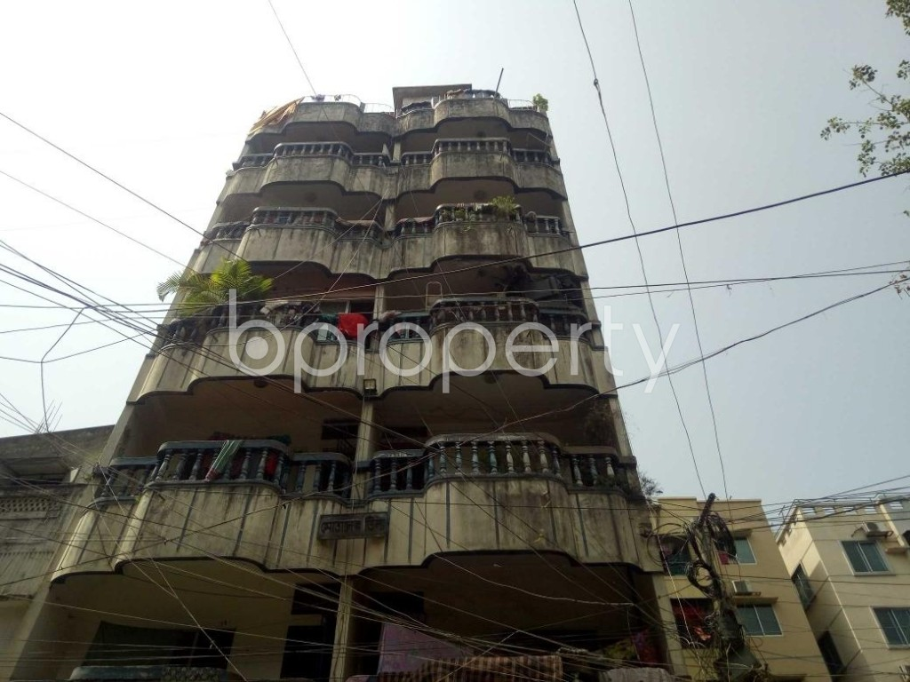 Front view - 2 Bed Apartment to Rent in Lalmatia, Dhaka - 1882479