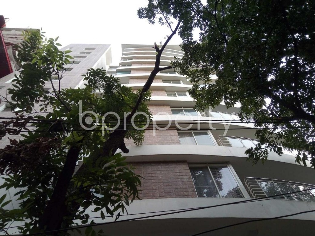 Front view - 3 Bed Apartment to Rent in Banani, Dhaka - 1882671