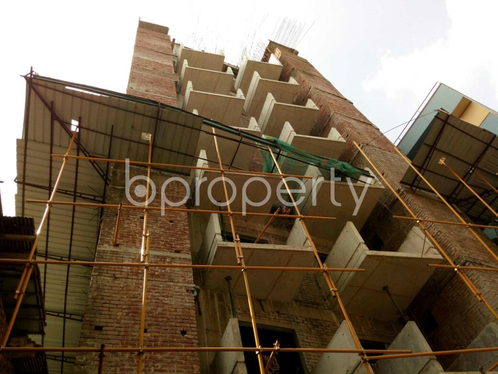 Outside view - 3 Bed Apartment for Sale in Dhanmondi, Dhaka - 1882680