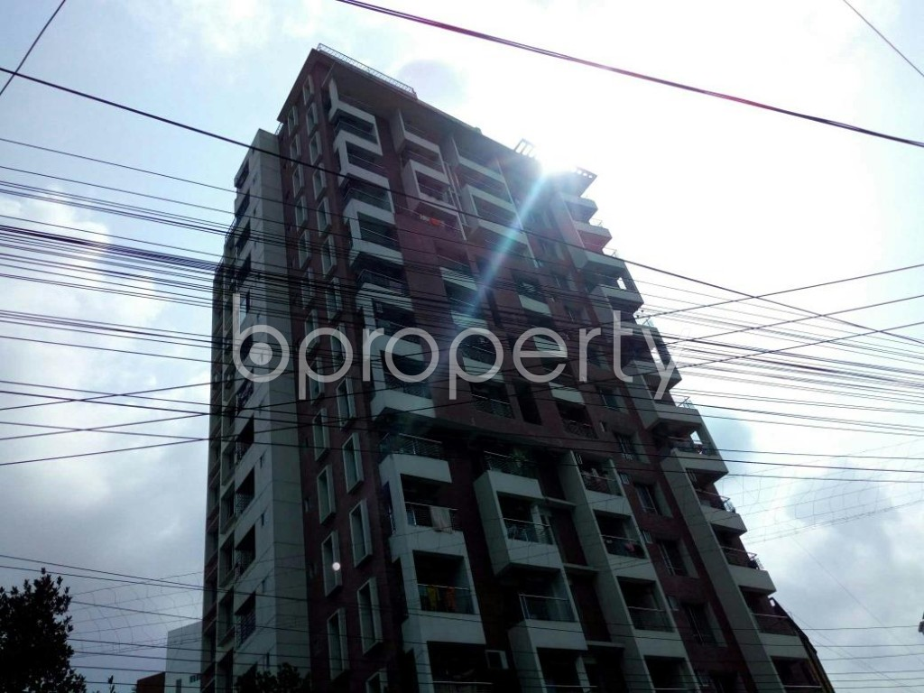 Front view - 3 Bed Apartment to Rent in South Khulsi, Chattogram - 1882766
