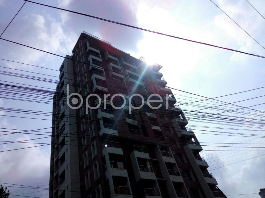 Front view - 3 Bed Apartment to Rent in South Khulsi, Chattogram - 1882797