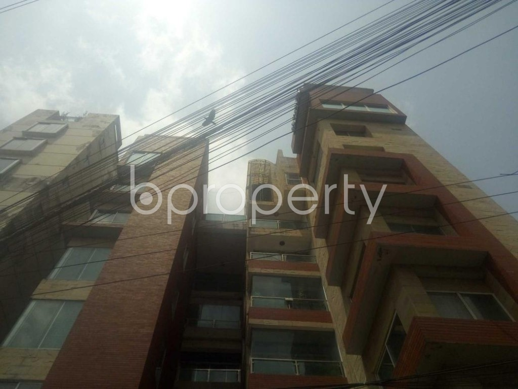 Front view - 3 Bed Apartment to Rent in Baridhara, Dhaka - 1882895