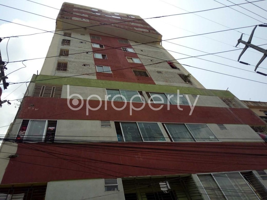 Front view - 3 Bed Apartment for Sale in 4 No Chandgaon Ward, Chattogram - 1883203