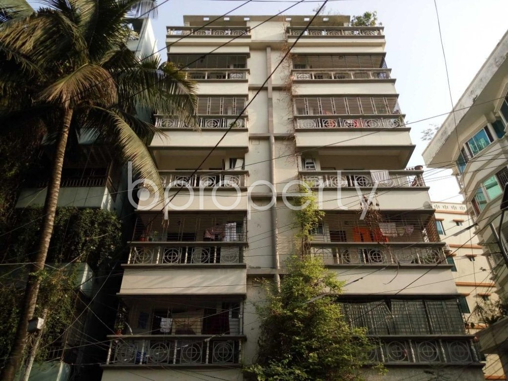 Front view - 3 Bed Apartment for Sale in Mohammadpur, Dhaka - 1883412
