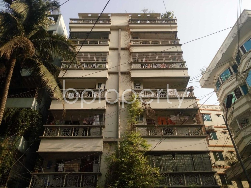 Front view - 4 Bed Apartment for Sale in Mohammadpur, Dhaka - 1883413