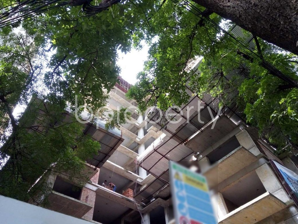 Front view - 3 Bed Apartment for Sale in Gulshan, Dhaka - 1883427