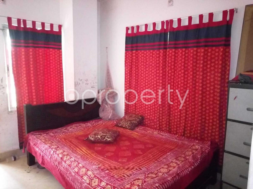 Bedroom - 3 Bed Apartment for Sale in Mohammadpur, Dhaka - 1883518