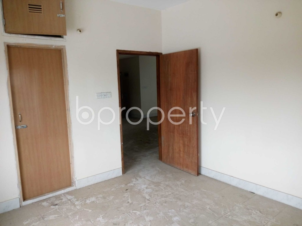 Bedroom - 3 Bed Apartment for Sale in Mohammadpur, Dhaka - 1883572