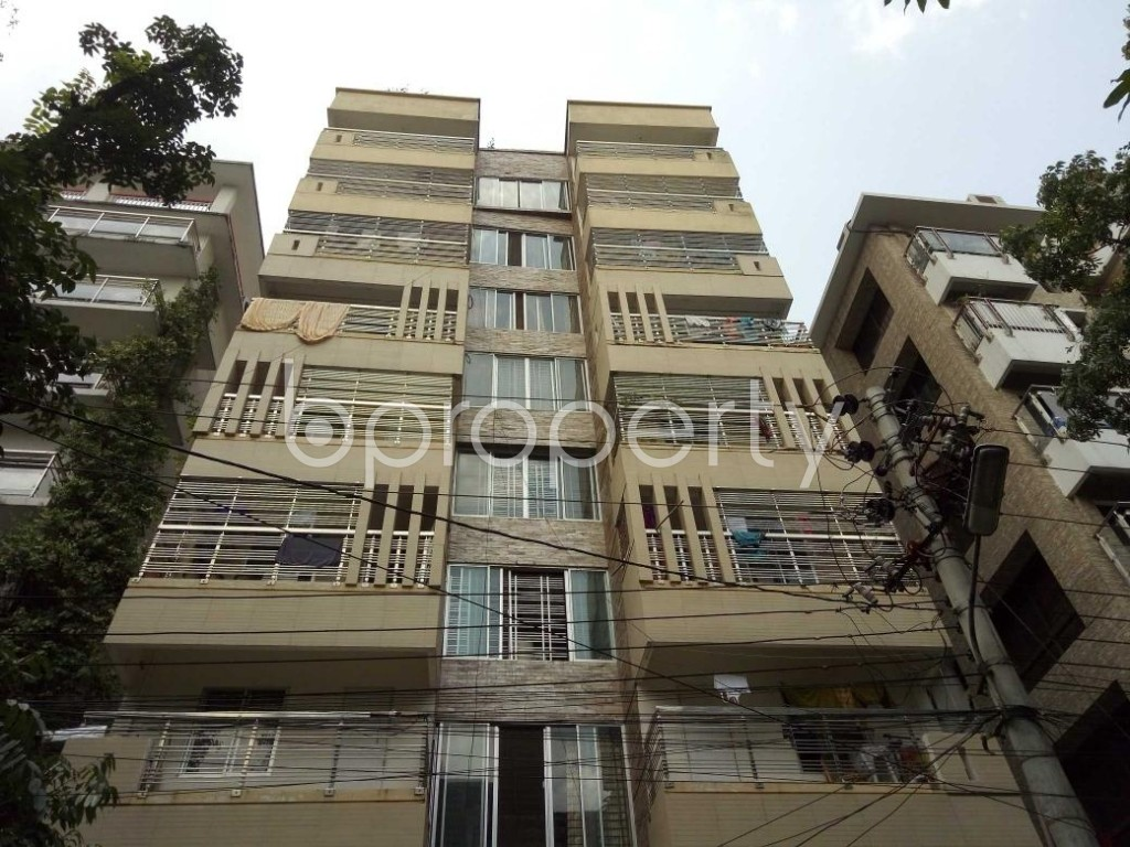 Front view - 3 Bed Apartment to Rent in Banani, Dhaka - 1883660