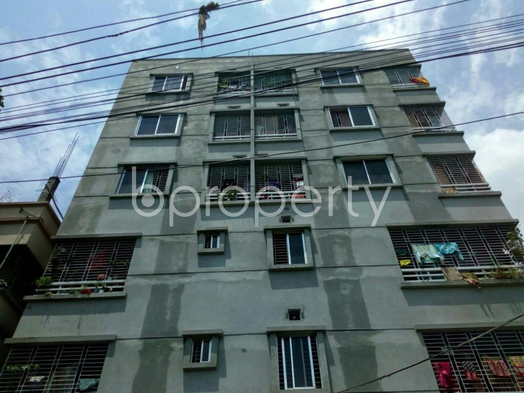 Front view - 2 Bed Apartment to Rent in Thakur Para, Cumilla - 1884161